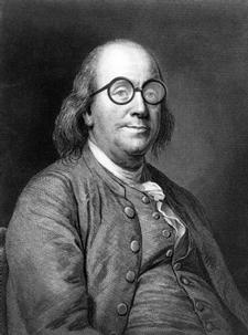 1ef62c5f6bf Ben Franklin s Glasses