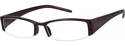 brown frame womens glasses