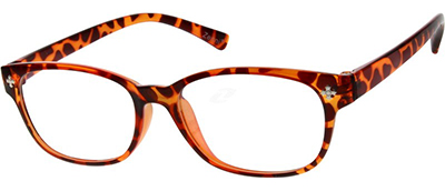 orange tortoiseshell frames