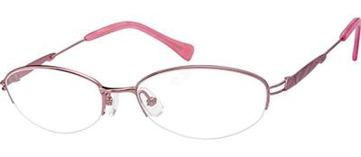 pink titanium frames
