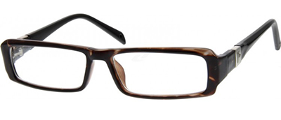rectangle tortoise shell glasses