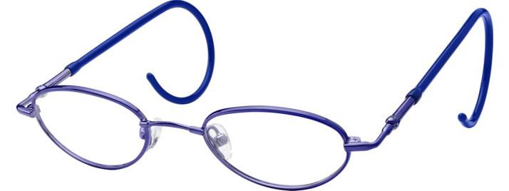 Eyeglass Frame B Measurement : How to Measure an Eyeglass Frame Through the Lens