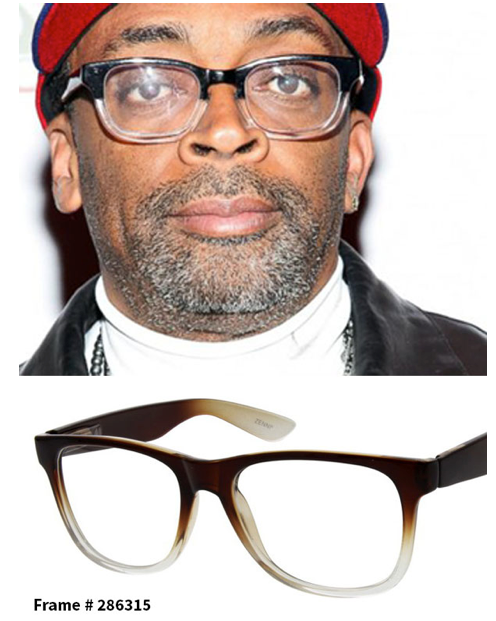 Glasses Frame History : BLACK HISTORY MONTH Through the Lens