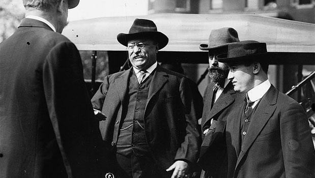Theodore Roosevelt Before Assassination