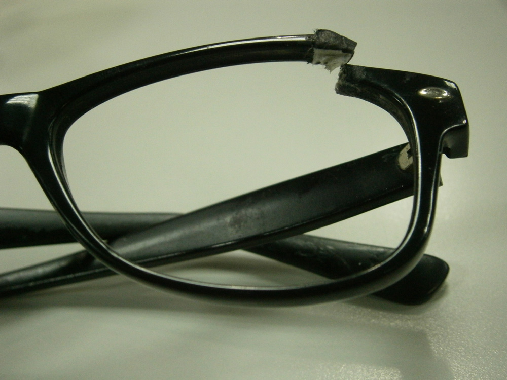 Glasses Frame Broke Off : Which is the Best Place to Get Reading Glasses? Zenni or ...