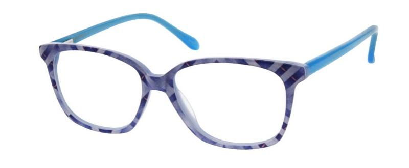 Glasses Frames In Blue :