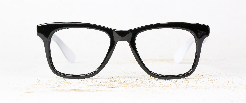 DIY Glittery Frames | Zenni Optical