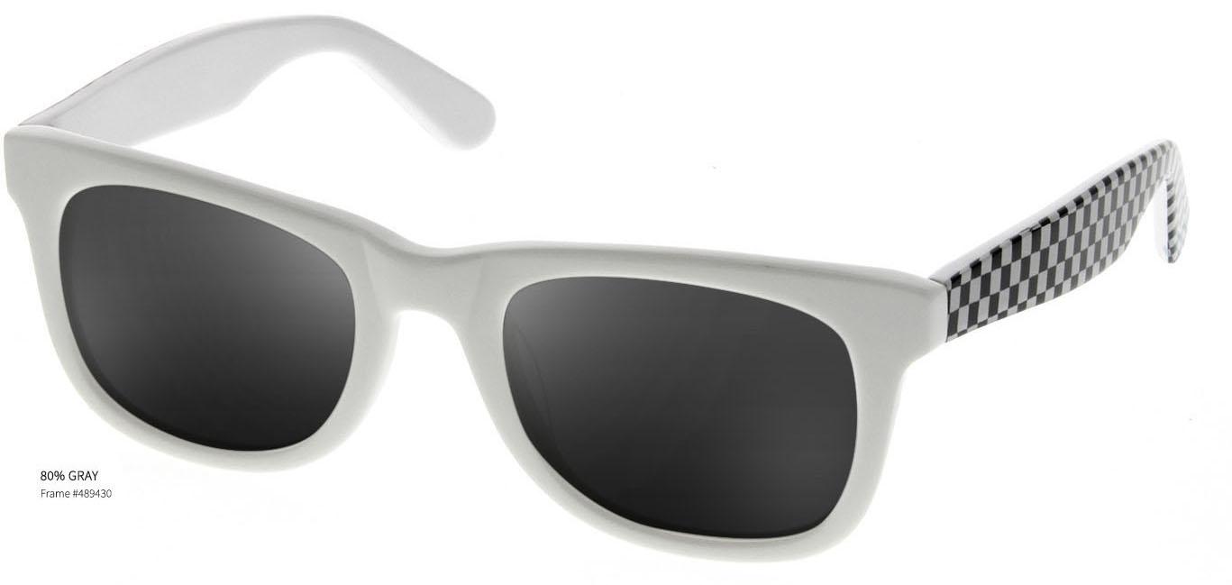 grey tint skiing sunglasses