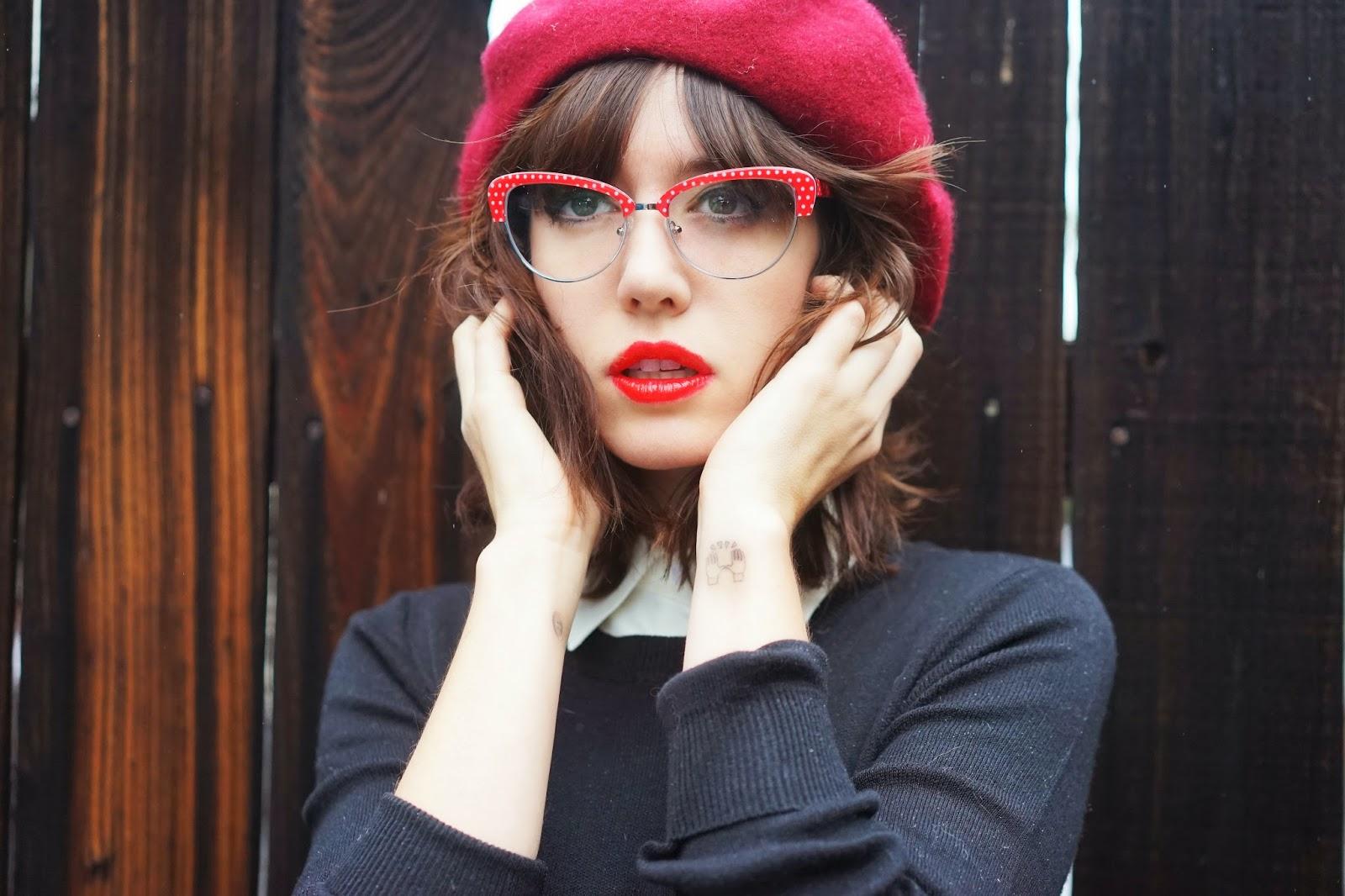 eyewear trends 2015  Interview with A Fashion Nerd