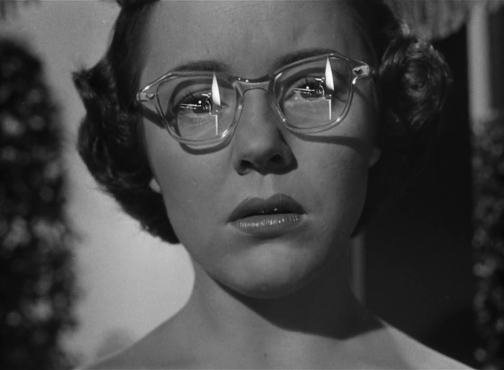 Strangers on a Train still - Glasses with glare | Zenni Optical