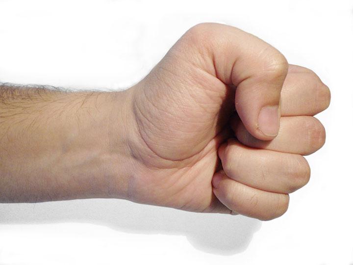 stock-fist