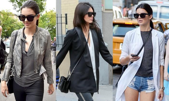 fall fashion black glasses