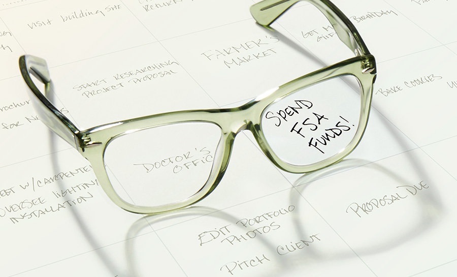 Flex Spending Accounts At Zenni Through The Lens - What is an invoice number eyeglasses online store
