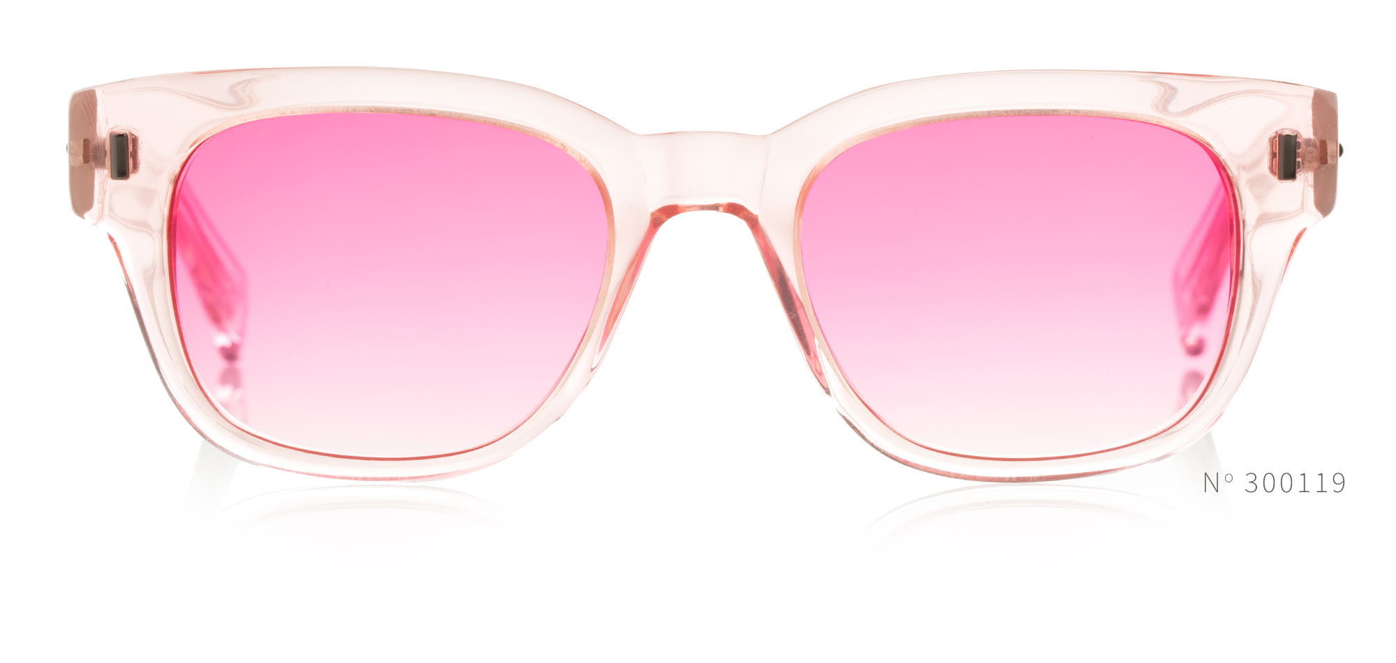 967b65d2cc OR  The definition of statement sunnies — a translucent square frame with  an optional rose-tinted lens. They re fun