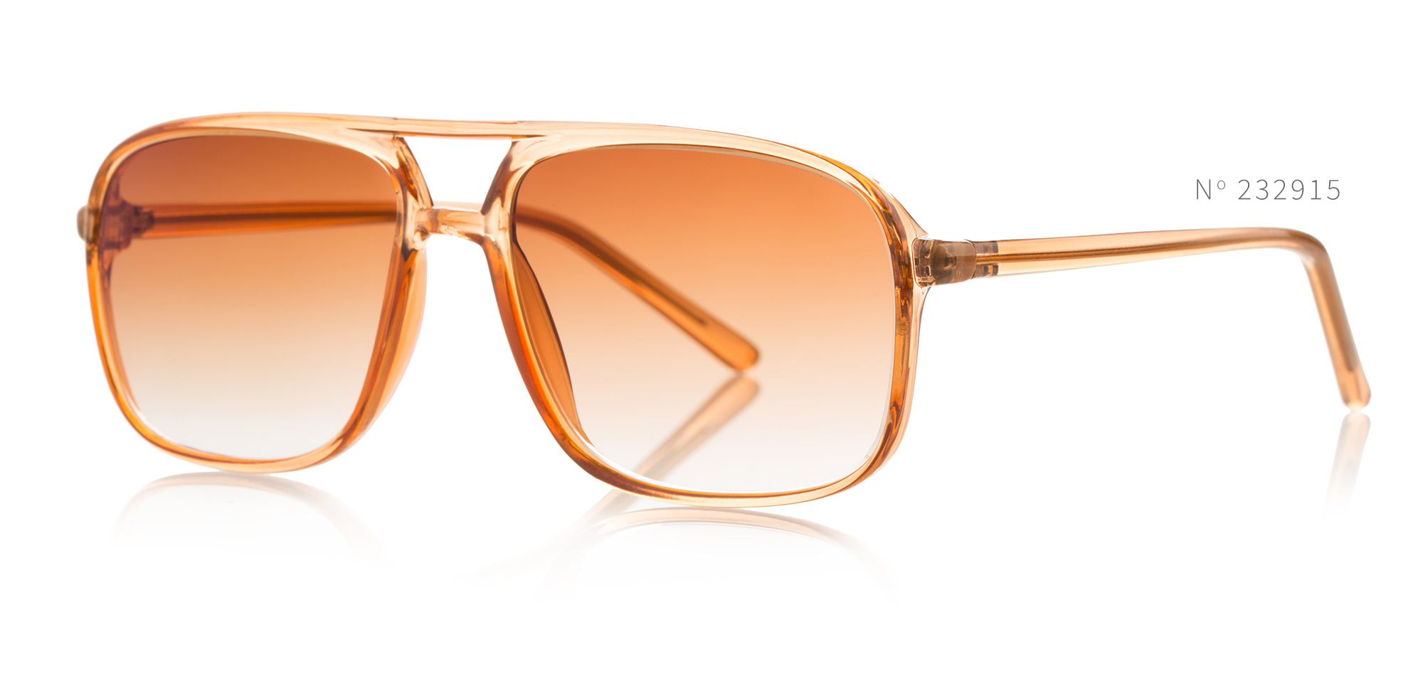 Orange Tinted Sunglasses  a guide to spring 2016 eyewear fashion through the lens