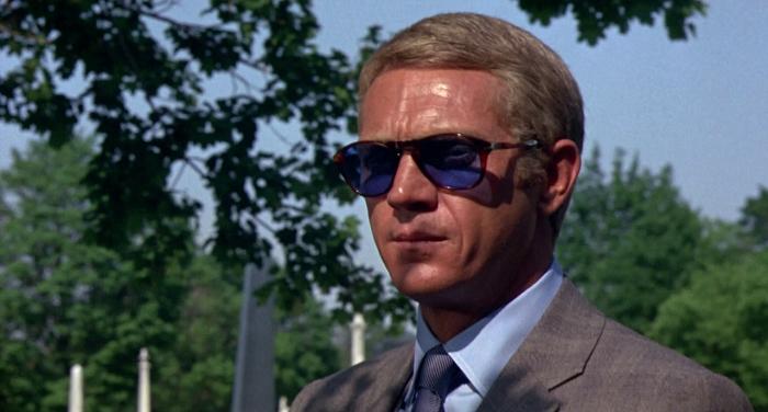 Steve McQueen Glasses