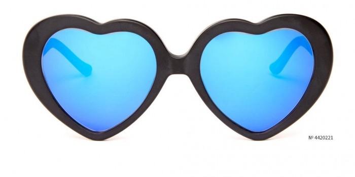 black heart coachella sunglasses