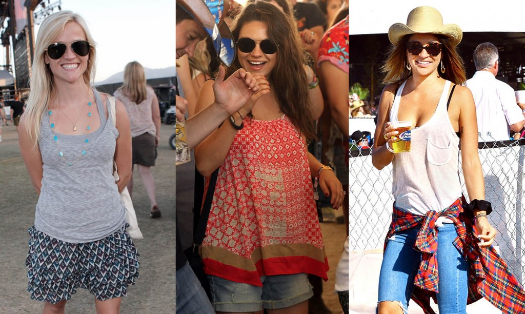 Celebs at Stagecoach