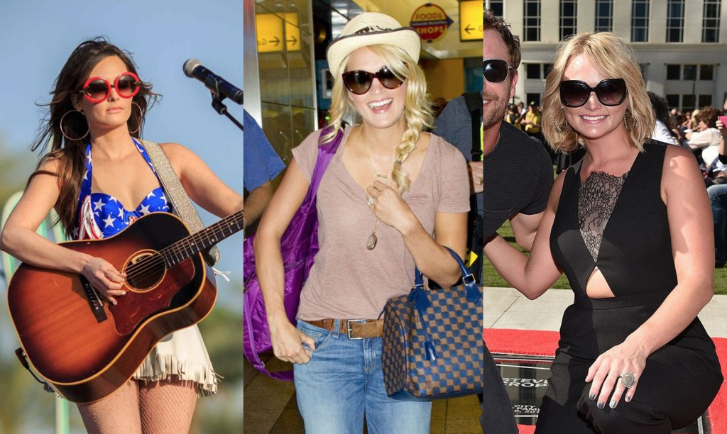 CELEB Country Singers stagecoach fashion