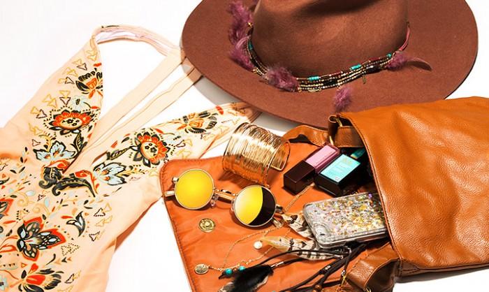 coachella bohemian outfit