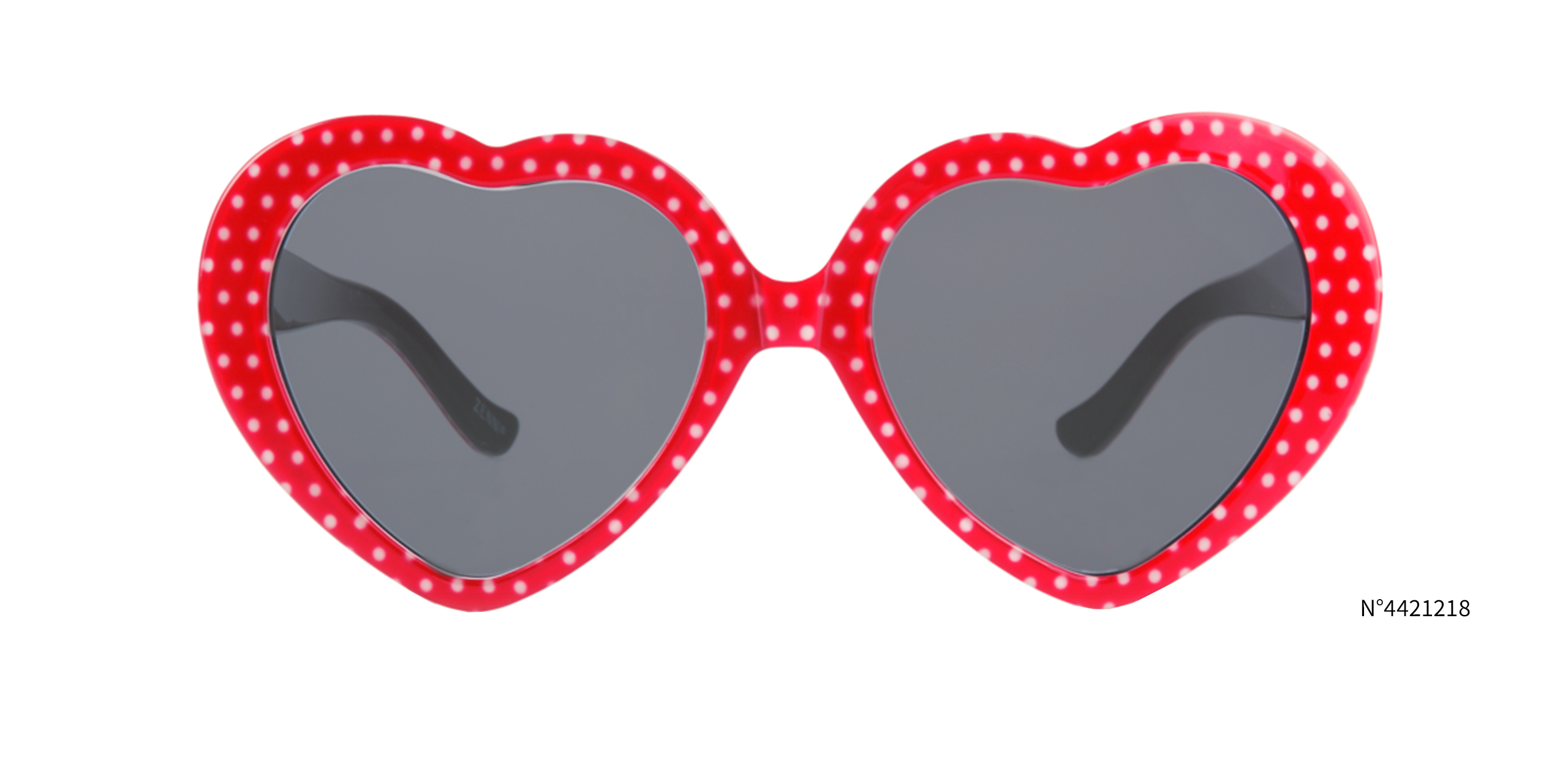 heart shaped stage coach sunglasses