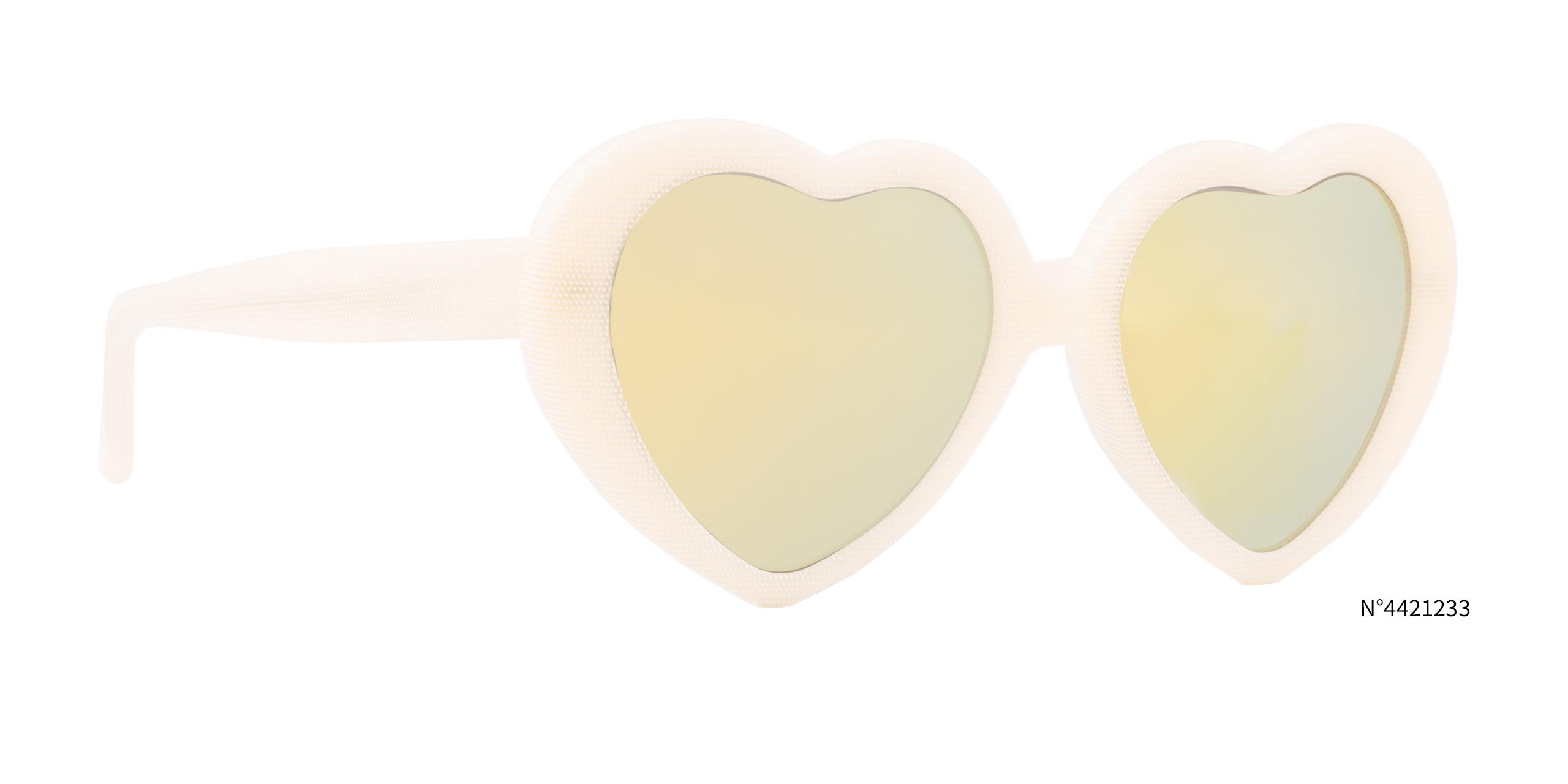heart edc sunglasses