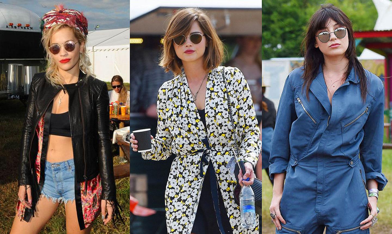 FESTIVAL FASHION: Glastonbury Sunglasses, Outfits, and ...