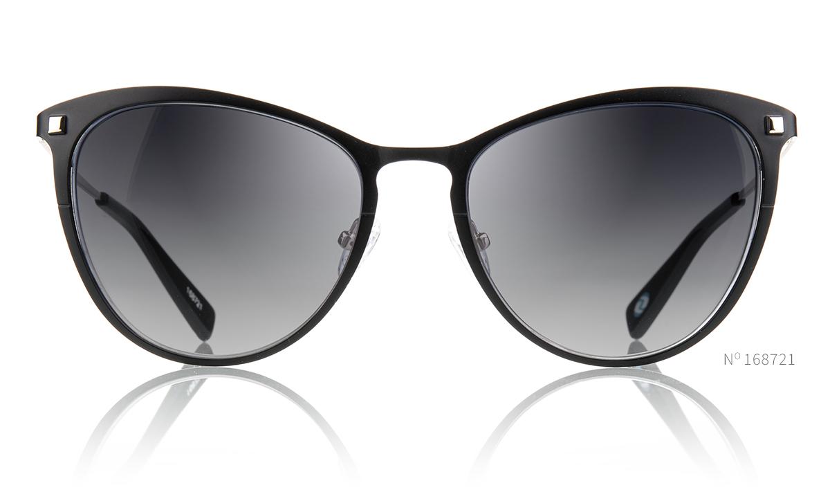 cateye black summer shades