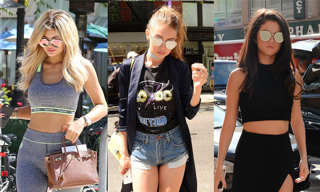 celebrities in sunglasses