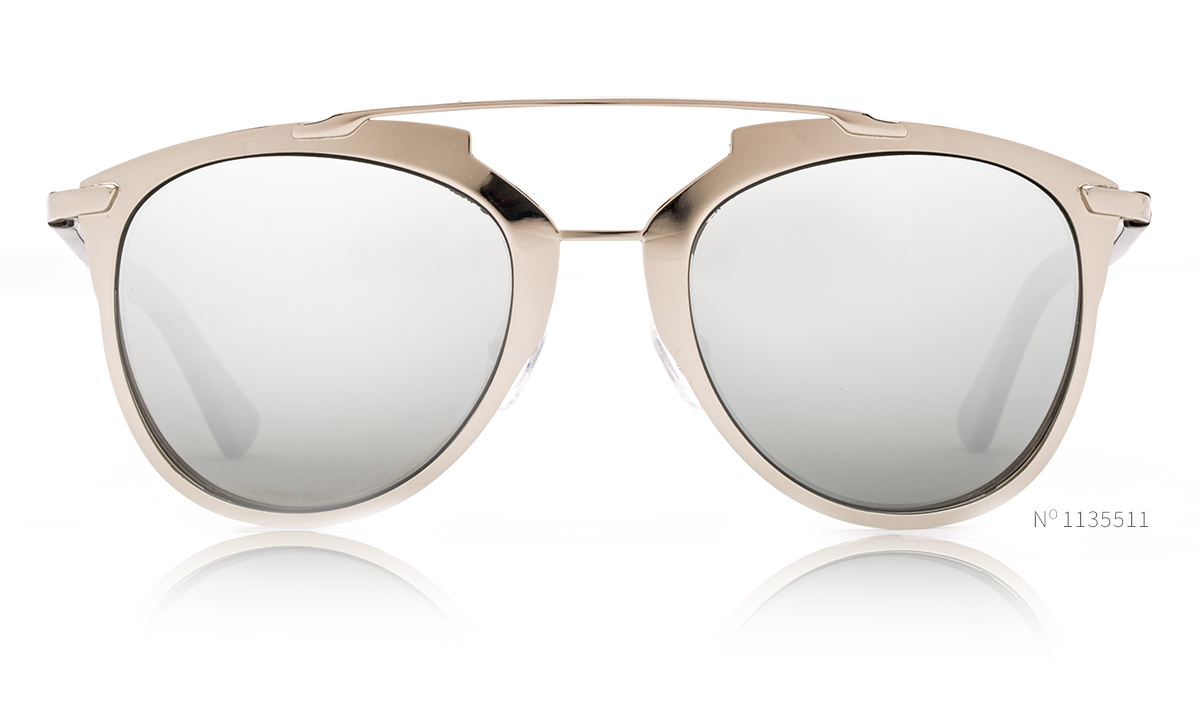 metal summer aviator glasses