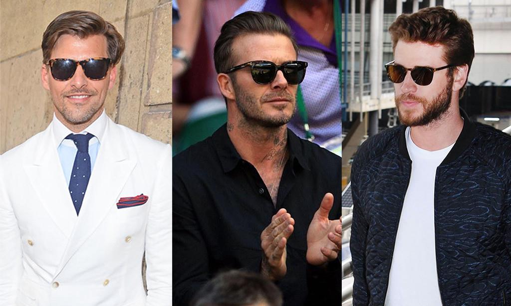 summer sunglass fashion trends for men