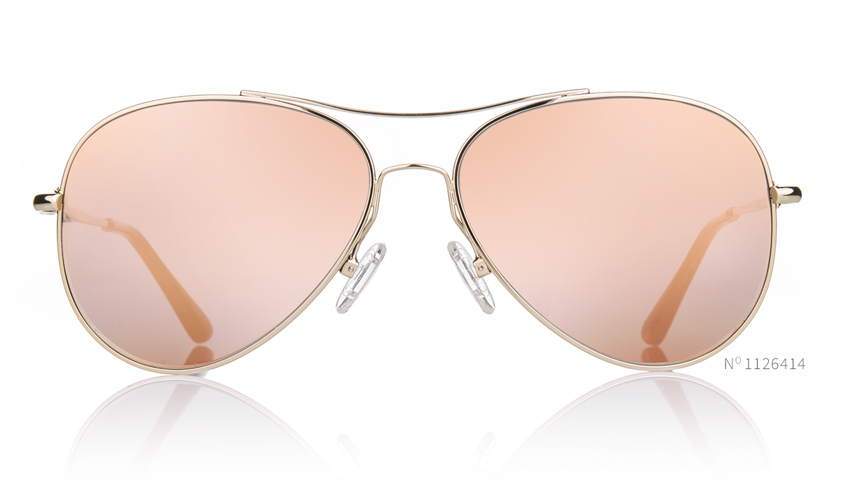 summer aviator glasses