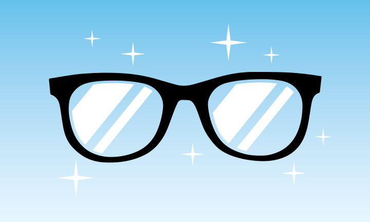 clean-glasses