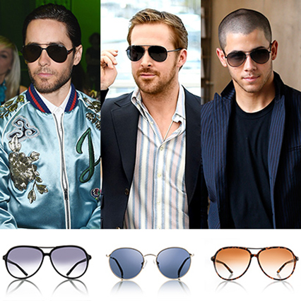 Summer Sunglasses Fashion Trends for Men
