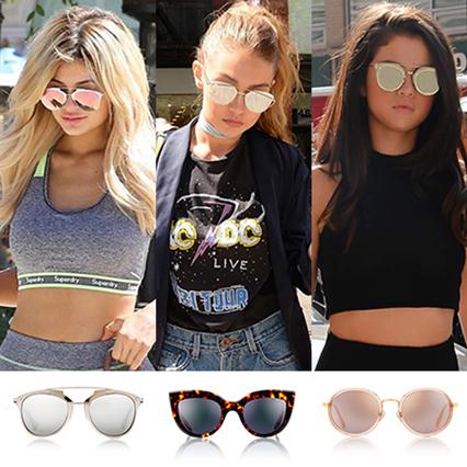 Summer Sunglasses Fashion Trends for Women