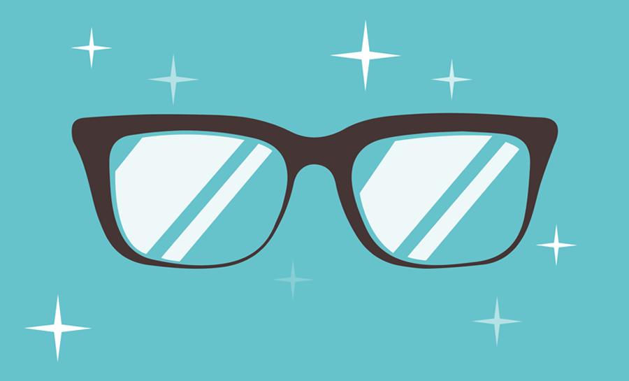 Microfiber Glasses Eyeglasses SLR Camera Filters Cleaner Cleaning Clip Black