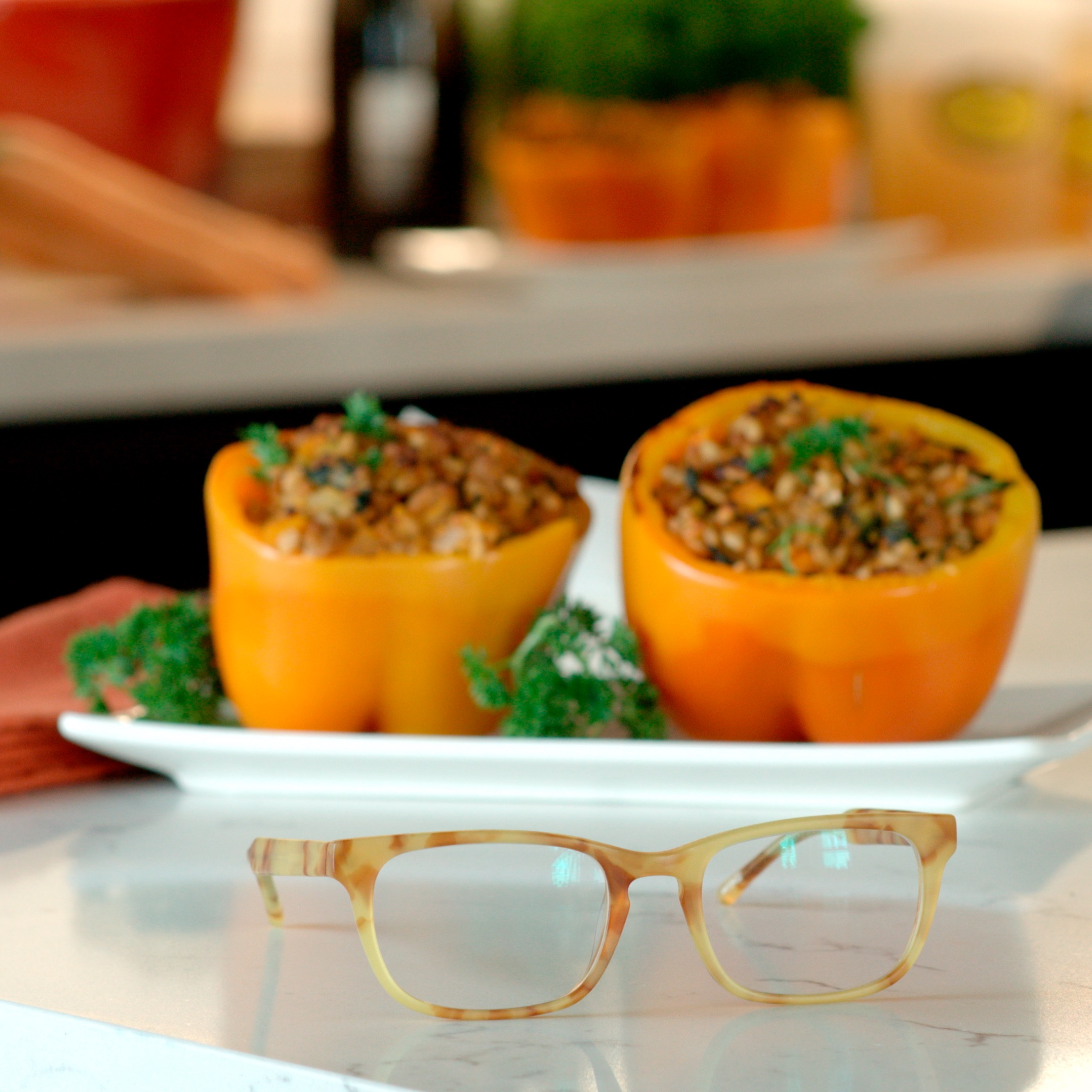 stuffed-orange-pepper-recipe