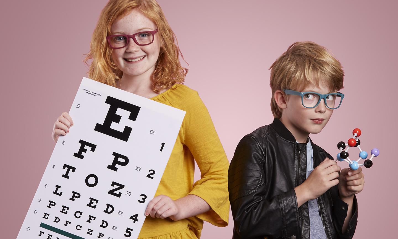 does my kid need eyeglasses