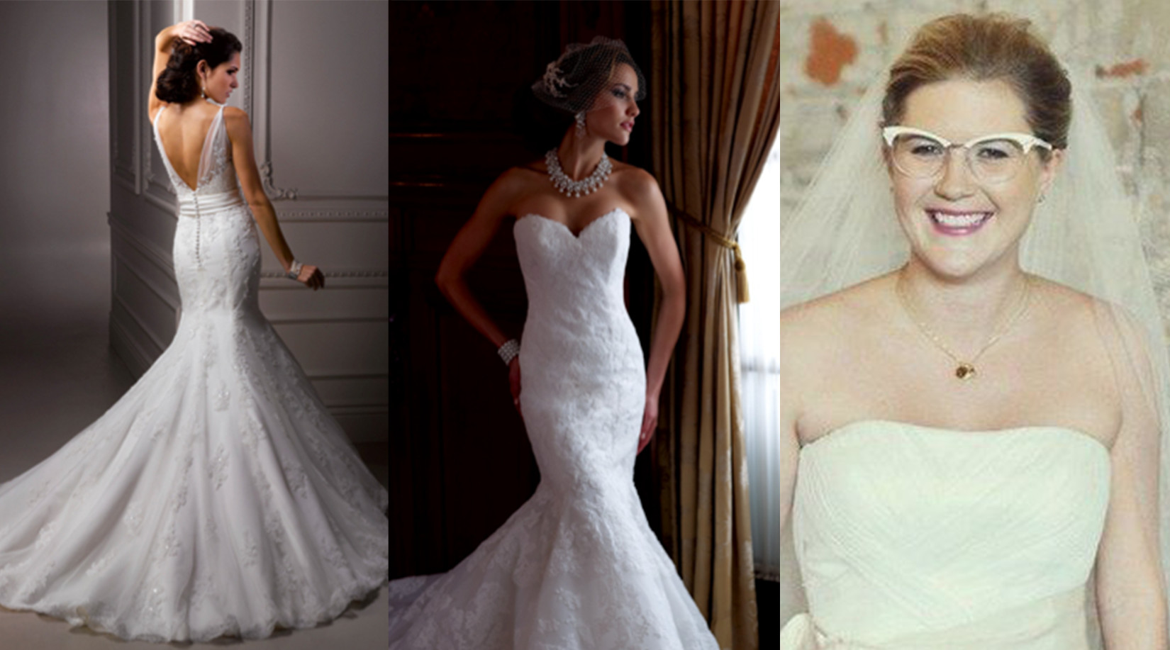 mermaid-wedding-dress-glasses