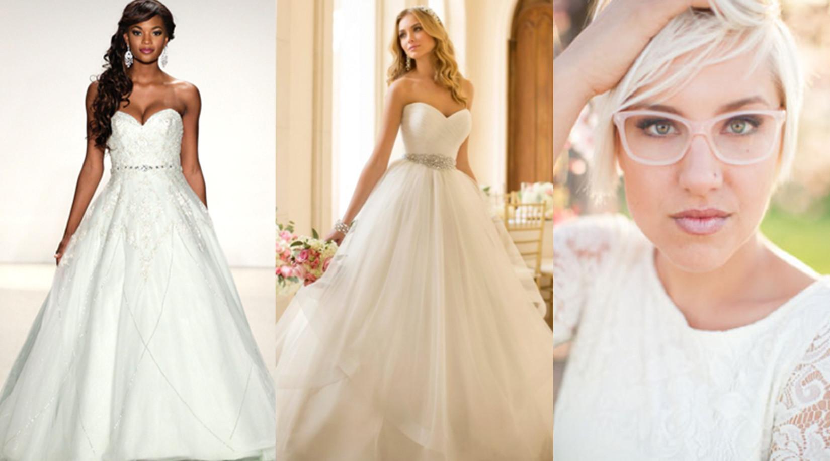 princess-wedding-dress-glasses