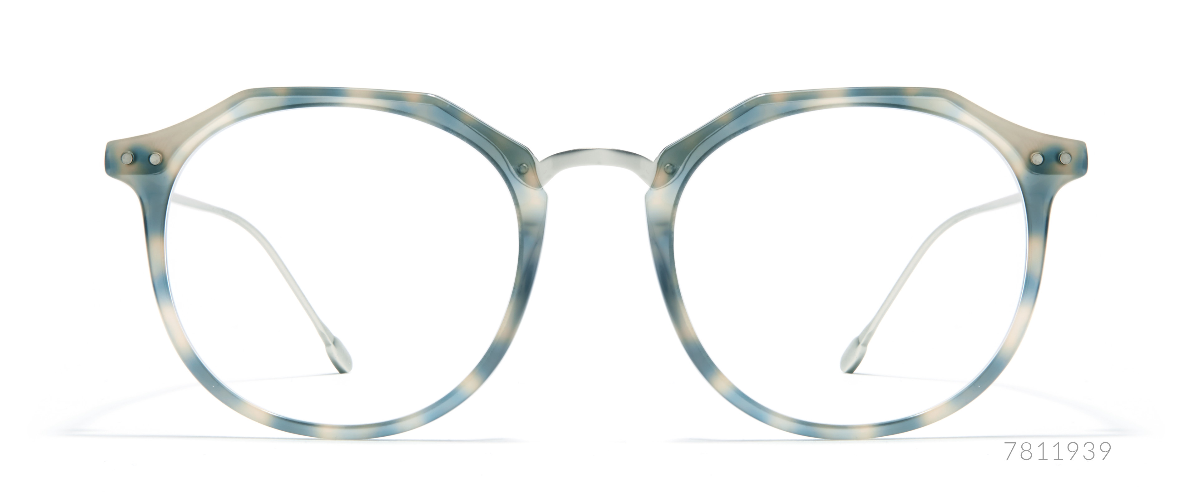 hexagon glasses