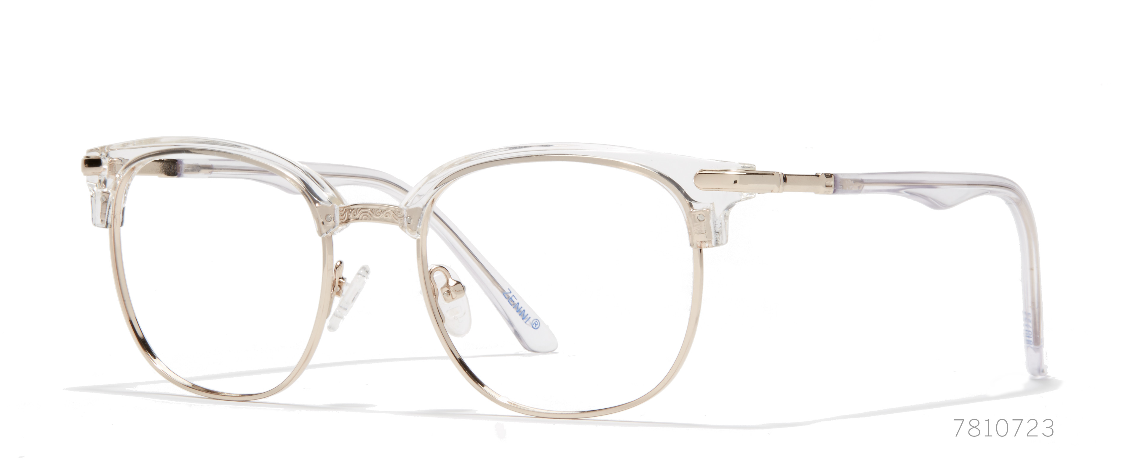 08ff26c1b237 translucent browline glasses. Translucent frames ...