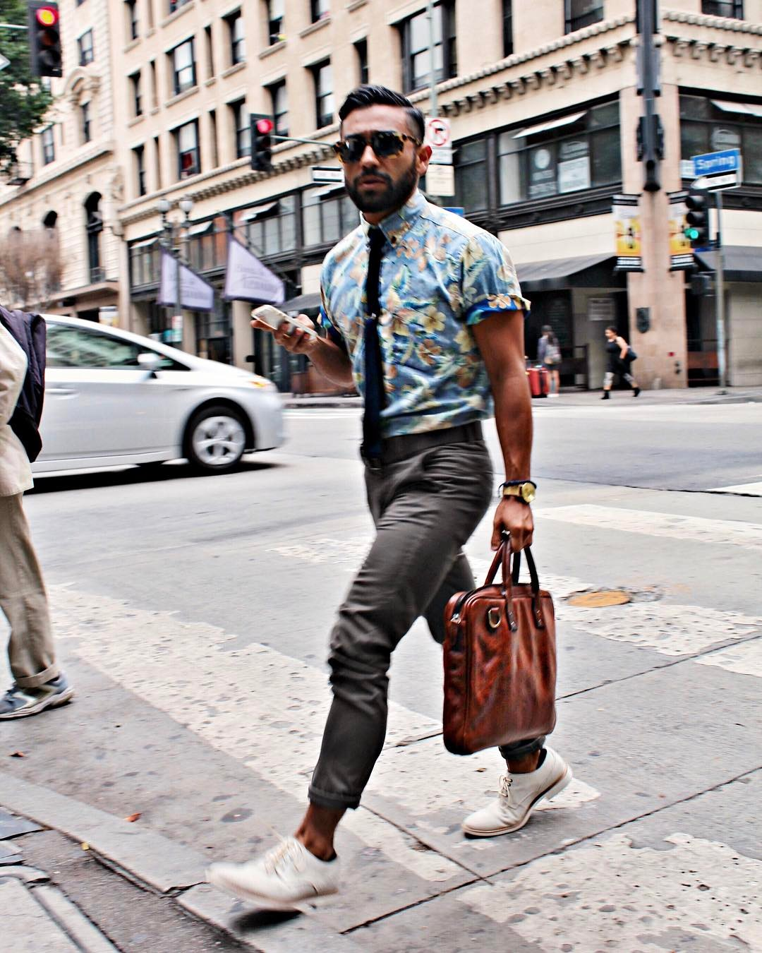 fashion trendsetter