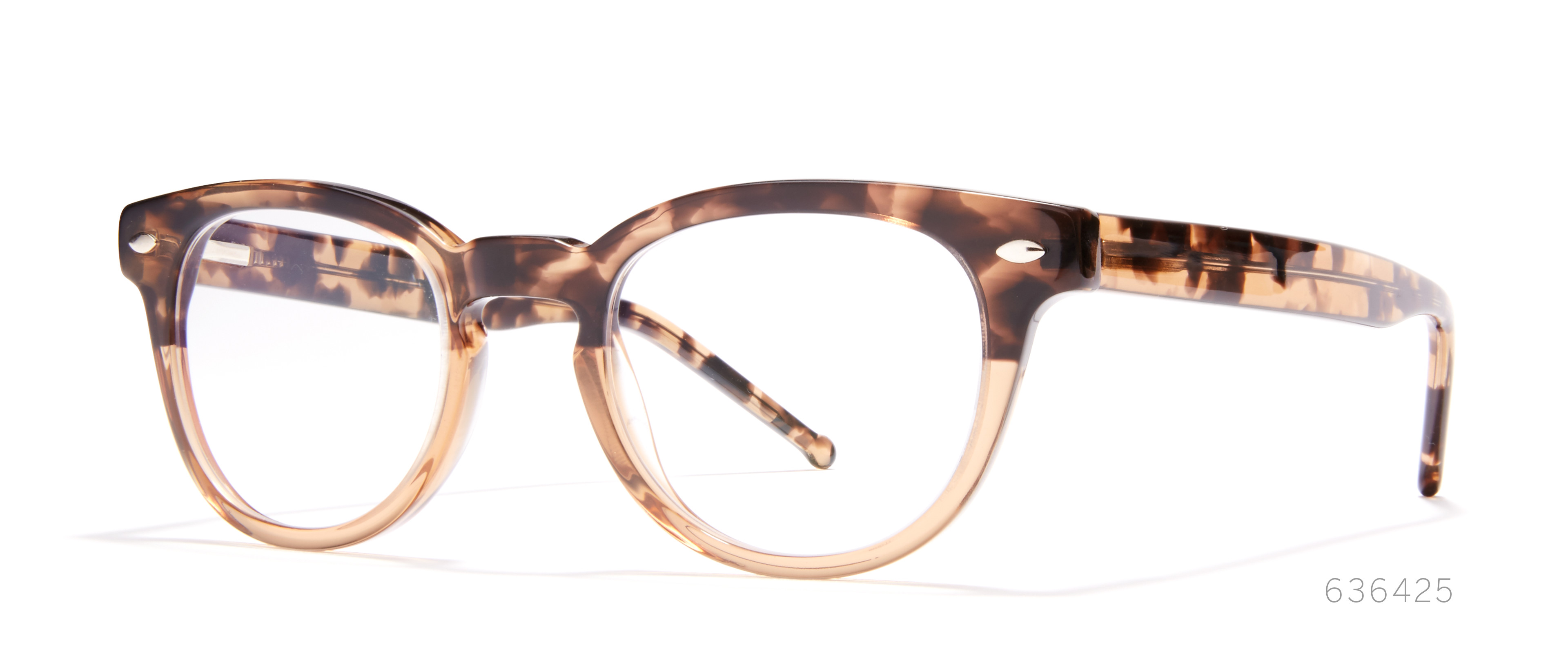 tortoiseshell statement glasses