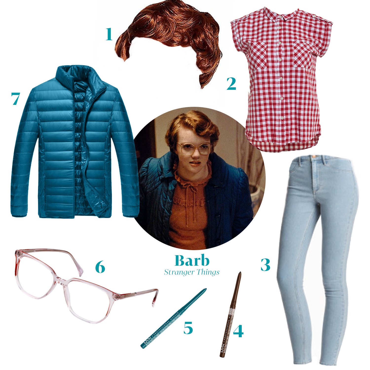 barb stranger things halloween costume