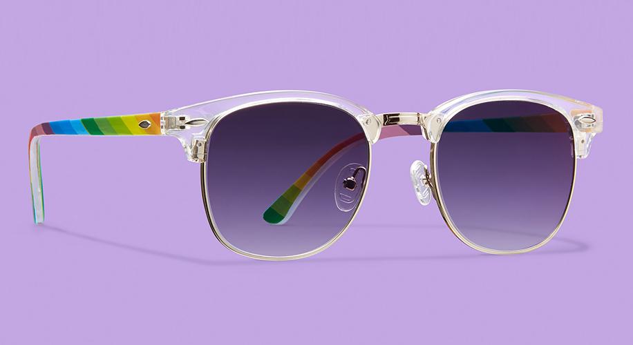 pride glasses