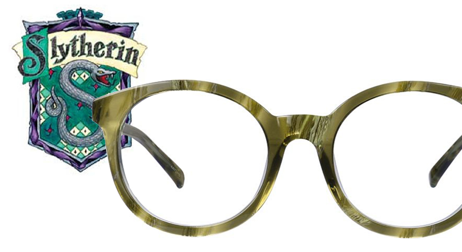 slytherin glasses