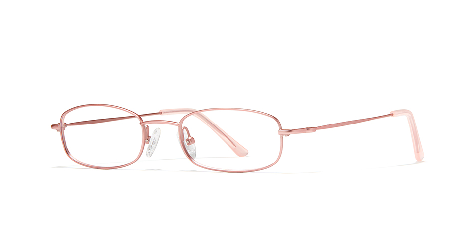 rose gold eyeglasses