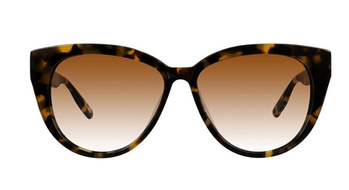 cat-eye womens retro sunglasses