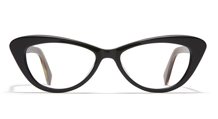 vintage cat-eye glasses sku number 4416621